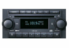 RAQ JEEP 6 Disc Factory Radio AM/FM MP3 CD Player 05 06 07 08 09 OEM 6CD Stereo