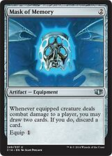 Mask of Memory  NM  x4  Commander 2014  MTG  Magic Card  Artifact Uncommon