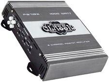 Pyramid PB715X Classic 2 Channel 1000 Watt Amplifier