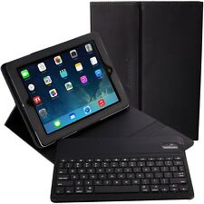 Alpatronix Bluetooth Keyboard Case for Apple iPad 4, 3, 2 1 - BLACK OR PINK