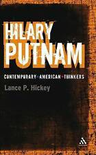 Hilary Putnam (p), Hickey Tony, Good, Paperback
