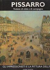pissarro vedute di citta' e di ca  - gli impressionisti e la pittura dell'800 -