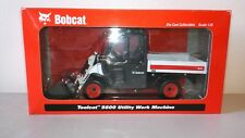 Bobcat Toolcat 5600 Utility Work Vehicle Diecast Toy Scale 1:25 New