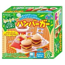 Kracie Popin Cookin Japan CHEESEBURGER FRIES Soft Candy Japan - From JAPAN