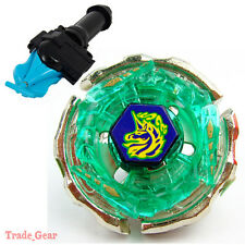 Ray Unicorno (Striker) BB-71 BEYBLADE Masters Fusion Metal+GRIP+BLUE LAUNCHER