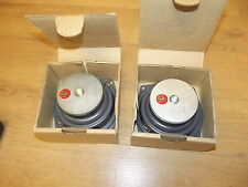 POLYDAX pair of Midrange driver vintage speaker NEW