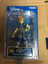 Tomy Disney Magical Collection Kingdom Hearts II Sora Wisdom /Oblivion Keyblade