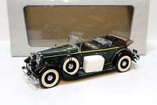 1:18 motor City Classics Lincoln KB 1932 Open Top Green New en Premium-modelcar