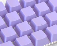 59-Key ISO Alphanumeric Cherry MX Keycaps Keycap Set - Blank, Lavender
