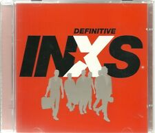 DEFINITIVE INXS - 2 CD BOX SET - NEED YOU TONIGHT, MYSTIFY & MORE