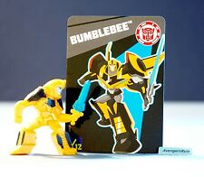 Transformers Tiny Titans Series 6 Robots in Disguise 1/12 Bumblebee