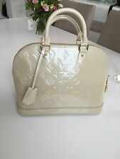 Louis Vuitton Alma PM Blanc Corail TOP ZUSTAND UVP!!