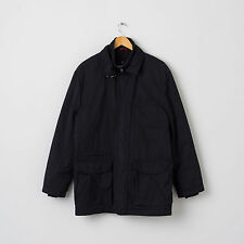 Fay Designer Black Waterproof Jacket Size M / Outdoor Casual Italy Coat