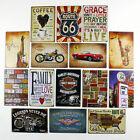 Vintage Retro Metal Tin Sign Poster Plaque Bar Pub Club Wall Home Decor 20x30 cm