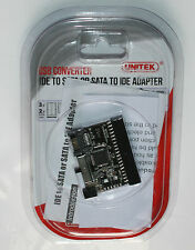 MAPLIN IDE to SATA or SATA to IDE Adapter - N40HN - RRP=£21.99