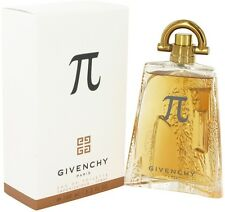 Pi Cologne By Givenchy Men Perfume Eau De Toilette Spray 3.4 oz 100 ml - New EDT
