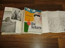 Dr. Heinrich Schiffers -- die SAHARA und die SYRTENLÄNDER // 1. Auflage 1950