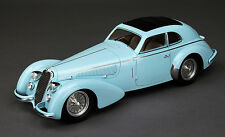Minichamps 1:18 ALFA ROMEO 8C 2900 B LUNGO 1938 LIGHT BLUE