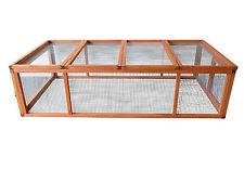 point-zoo Cage Pour Lapins, Pour Petits Animaux Parc d'élevage NEUF