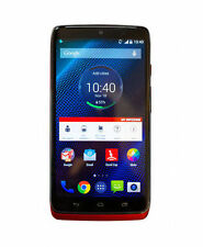 NEW Motorola Droid Turbo MOTO MAXX XT1250  32gb Red (Unlocked)