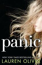 Panic by Lauren Oliver (2014, Hardcover)