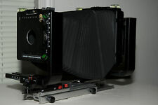Linhof Technikardan 45S TK45S Large Format Camera LN- condition.
