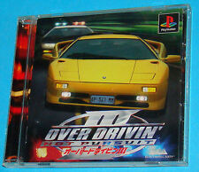 Need for Speed 3 - Hot Pursuit - Sony Playstation - PS1 PSX - JAP Japan