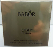 Babor HSR Lifting Extra Firming Cream Rich 1 11/16 oz 50ml NEW SameDay Shipping