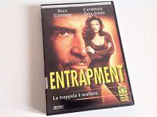 ENTRAPMENT Sean Connery Catherine Zeta-Jones Serie Premium DVD