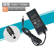 30W 22.5V 1.25A AC Power Adapter Cable Charger For ROOMBA IROBOT 400 500 600 700