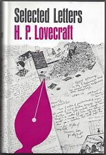 Arkham House- Selected Letters II by HPLovecraft (1968) 1st ed. HC/dj  *NEW*