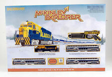 Bachmann N Scale Train Set Analog McKinley Explorer 24023
