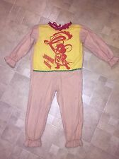 Tom & Jerry - Jerry Mouse Costume - Toddler - Size 2-4T VINTAGE