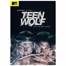Teen Wolf: Season 3 Part 1 MTV Tv series show EXCELLENT CONDITION dvd Box set