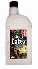 HALLOWEEN HORROR MAKE UP LIQUID #LATEX BOTTLE FANCY DRESS PARTY