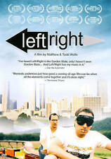 Left/Right 2010 by Vanguard Cinema *NO CASE DISC ONLY*