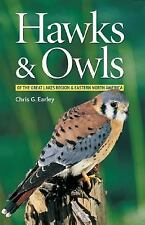 Hawks and Owls of the Great Lakes Region and Eastern North America-ExLibrary