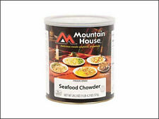 1 - Can  - Seafood Chowder -  Mountain House Freeze Dried Emergency Food Supply