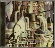 dEUS ◄◄ POCKET REVOLUTION - 2005 GERMAN UNIVERSAL RECORDS CD ALBUM