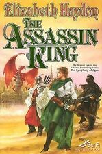 The Assassin King (The Symphony of Ages) Haydon, Elizabeth Hardcover