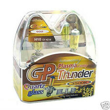 Authentic GP Thunder Golden Yellow 3500K H10 9145 PY20D Xenon Plasma Quartz Bulb