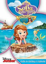 SOFIA THE FIRST DVD - THE FLOATING PALACE (2014) - NEW UNOPENED - DISNEY JUNIOR