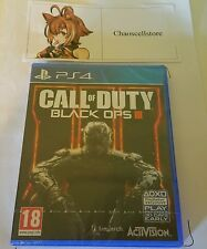 Call Of Duty Black Ops III PS4 New Sealed UK PAL Version Game Sony PlayStation 4
