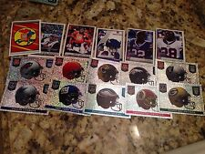 NFL 2014 Panini Stickers Lot of 10pcs You choose Stickers!-Free Shipping