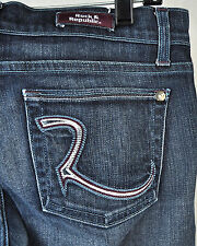 Rock & Republic Costello Ephedrine Blue Jeans 27 USA Womens