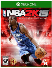 NBA 2K15 (Microsoft Xbox One, 2014)