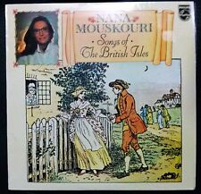 NANA MOUSKOURI - SONGS OF THE BRITISH ISLES VINYL LP AUSTRALIA
