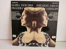 Exitos de MARIA DOLORES PRADERA La flor de la Canela .. Livre disque ZAFIRO ZL99