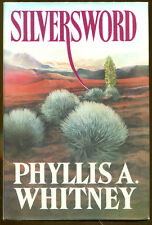 Silversword by Phyllis A. Whitney-First Edition/DJ-1987