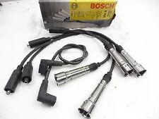 Genuino Bosch Ignición Bujía Conjunto de cable de plomo Opel Omega Carlton
